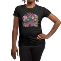 Tropical Tendencies - womens-regular-tee - small view