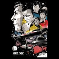To Boldly Go - small view