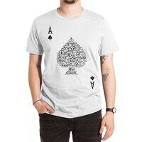 Poker Hand Values - mens-extra-soft-tee - small view