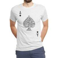 Poker Hand Values - mens-triblend-tee - small view