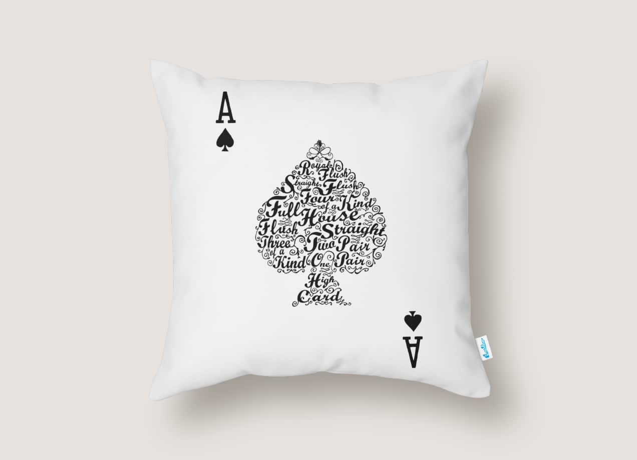 Threadless poker hand values wheres the gold poker machine