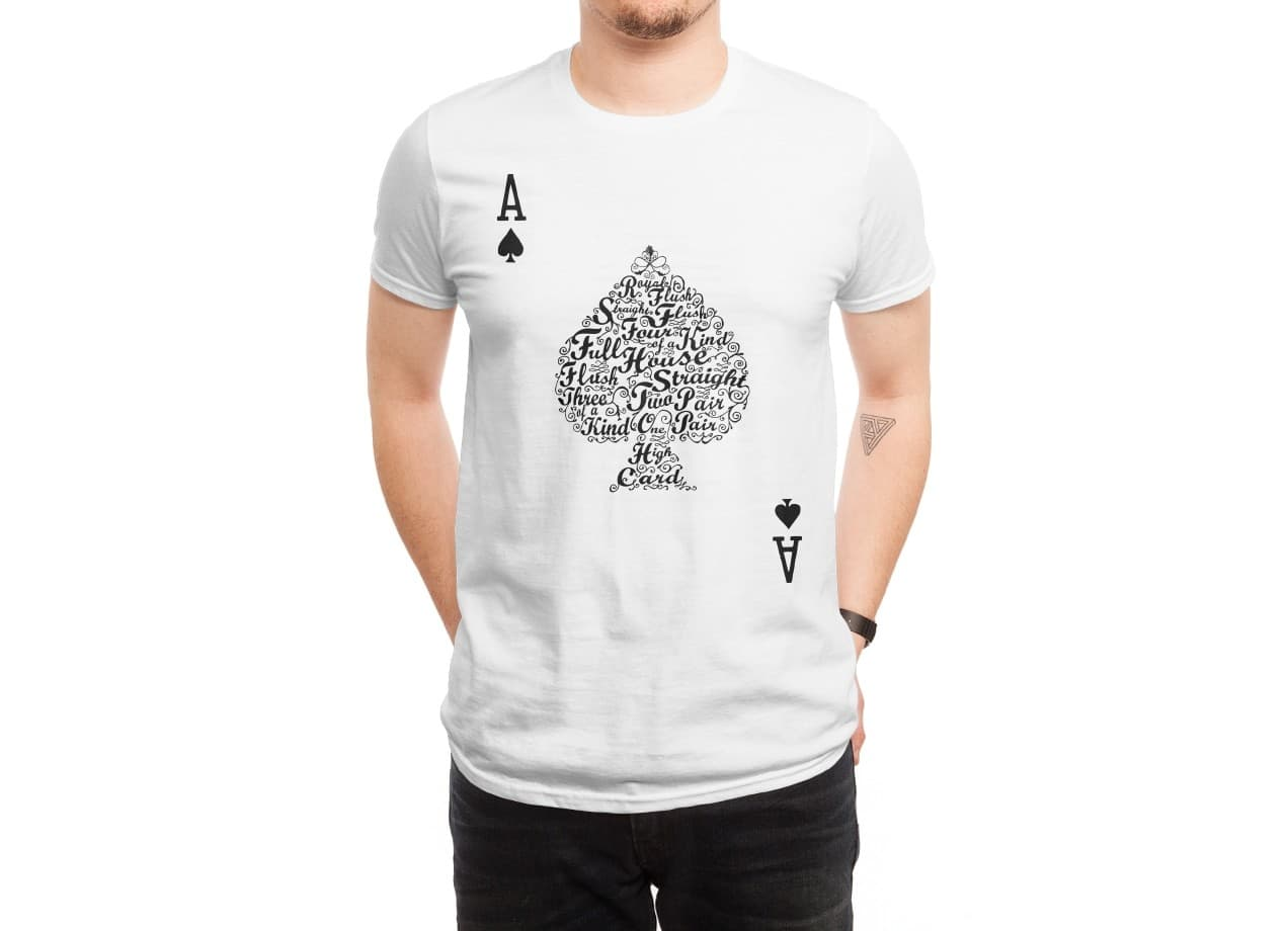 Threadless poker hand values organiser un tournoi de poker pour une association