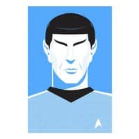 Mr. Spock - small view