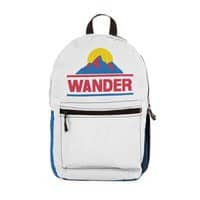 Wander - backpack - small view