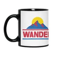 Wander - black-mug - small view