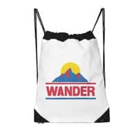 Wander - drawstring-bag - small view