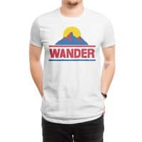 Wander - mens-regular-tee - small view