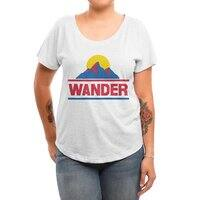 Wander - womens-dolman - small view