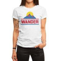 Wander - womens-regular-tee - small view