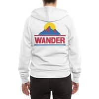 Wander - zipup - small view