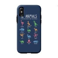 12 Animals (That Are Definitely Not An Octopus) - double-duty-phone-case - small view