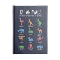 12 Animals (That Are Definitely Not An Octopus) - notebook - small view
