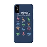 12 Animals (That Are Definitely Not An Octopus) - perfect-fit-phone-case - small view