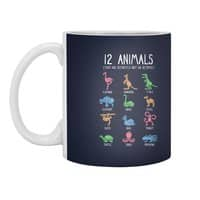 12 Animals (That Are Definitely Not An Octopus) - white-mug - small view