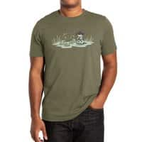 The Frog Piper - mens-extra-soft-tee - small view