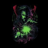 The Magical Dr Strange - small view