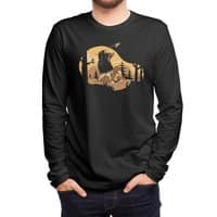 Don't Play With Matches - mens-long-sleeve-tee - small view