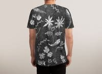 Flowers in Chalk... - mens-sublimated-tee - small view