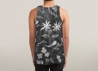 Flowers in Chalk... - sublimated-tank - small view
