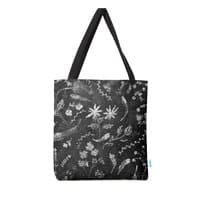 Flowers in Chalk... - tote-bag - small view