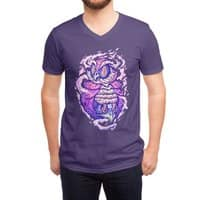 Owl Spirit - vneck - small view