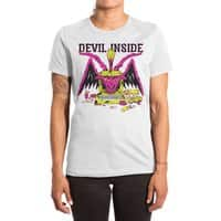Devil Inside - womens-extra-soft-tee - small view