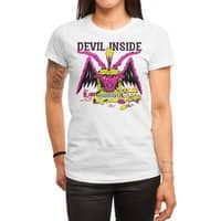 Devil Inside - womens-regular-tee - small view