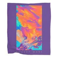 Sunset Wars - blanket - small view