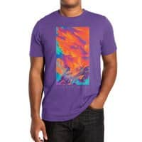Sunset Wars - mens-extra-soft-tee - small view