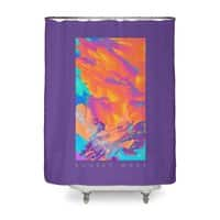 Sunset Wars - shower-curtain - small view