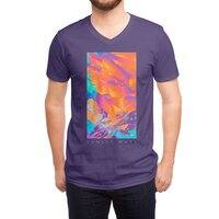 Sunset Wars - vneck - small view