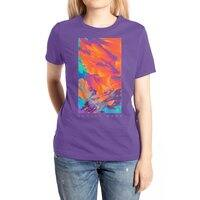 Sunset Wars - womens-extra-soft-tee - small view