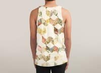 Keziah - Flowers - sublimated-tank - small view