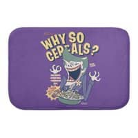 Why So Cereals? - bath-mat - small view