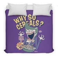 Why So Cereals? - duvet-cover - small view
