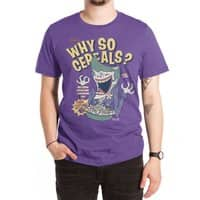 Why So Cereals? - mens-extra-soft-tee - small view