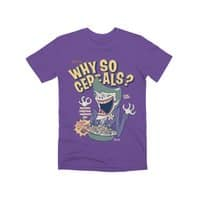 Why So Cereals? - mens-premium-tee - small view