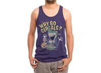 Why So Cereals? - mens-triblend-tank - small view