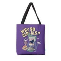 Why So Cereals? - tote-bag - small view