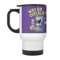 Why So Cereals? - travel-mug-with-handle - small view