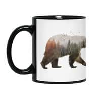 Bear - black-mug - small view
