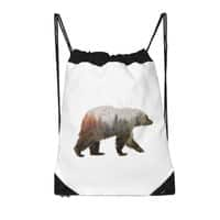 Bear - drawstring-bag - small view