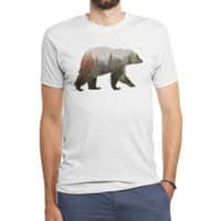 Bear - mens-triblend-tee - small view