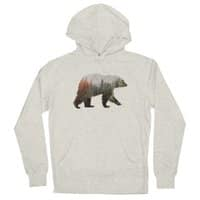 Bear - unisex-lightweight-pullover-hoody - small view