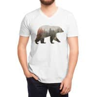 Bear - vneck - small view