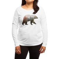 Bear - womens-long-sleeve-terry-scoop - small view