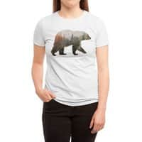 Bear - womens-triblend-tee - small view