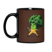 Brocco Lee - black-mug - small view