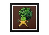 Brocco Lee - black-square-framed-print - small view