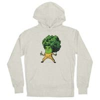 Brocco Lee - unisex-lightweight-pullover-hoody - small view
